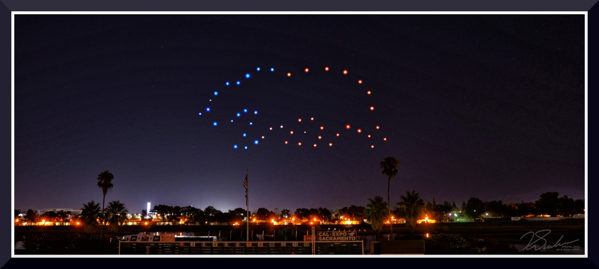 See Beyond Ordinary...Amazing entertainment for any audience and any occasion The Drone Light Show!